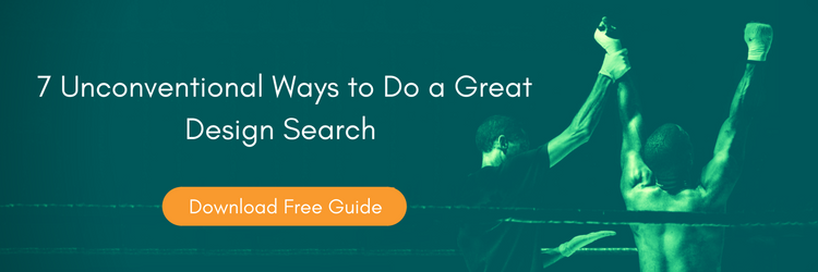7 Unconventional Ways to Do a Great Design Search