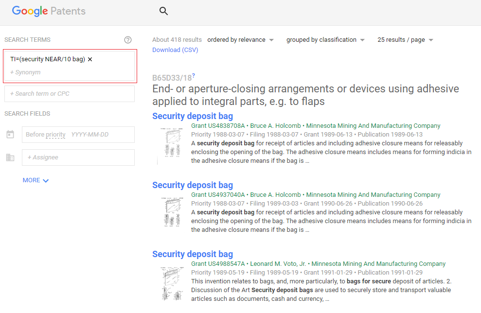 7 tips to get results faster on Google Patent Search - GreyB