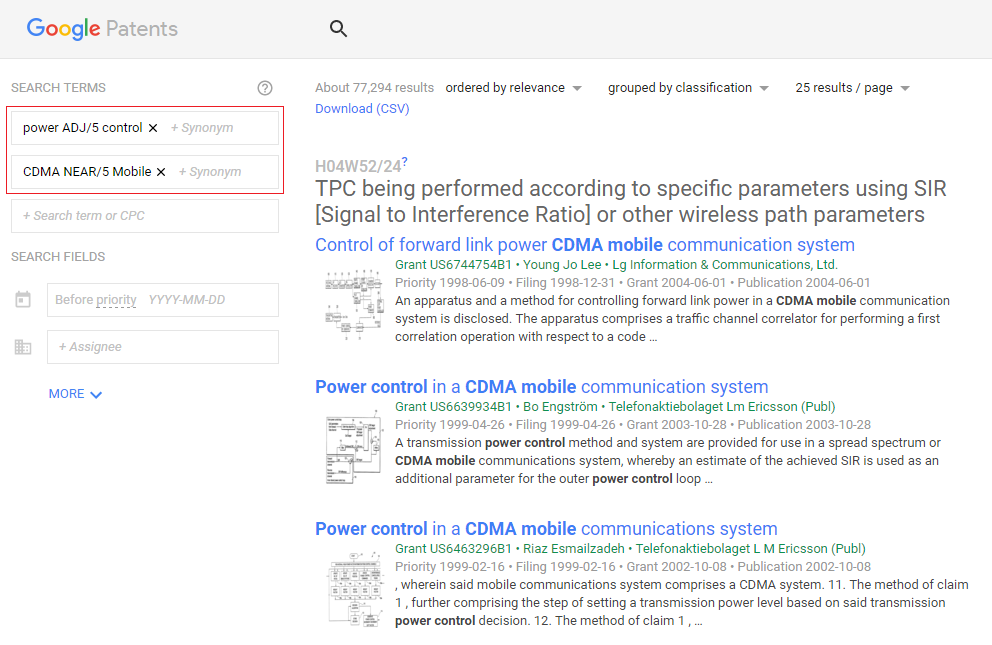 7 Tips To Get Results Faster On Google Patent Search Greyb