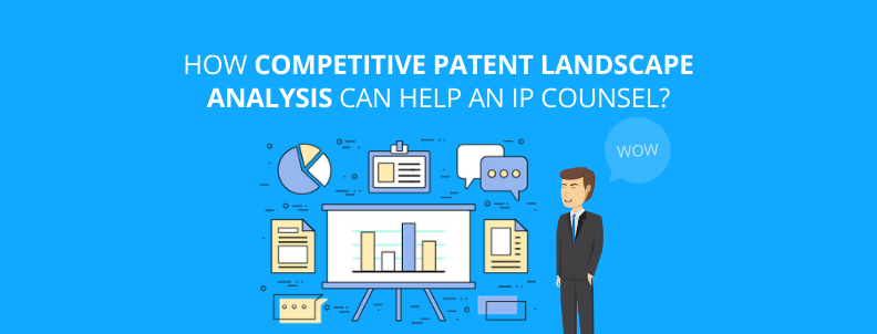 competitive patent landscape analysis