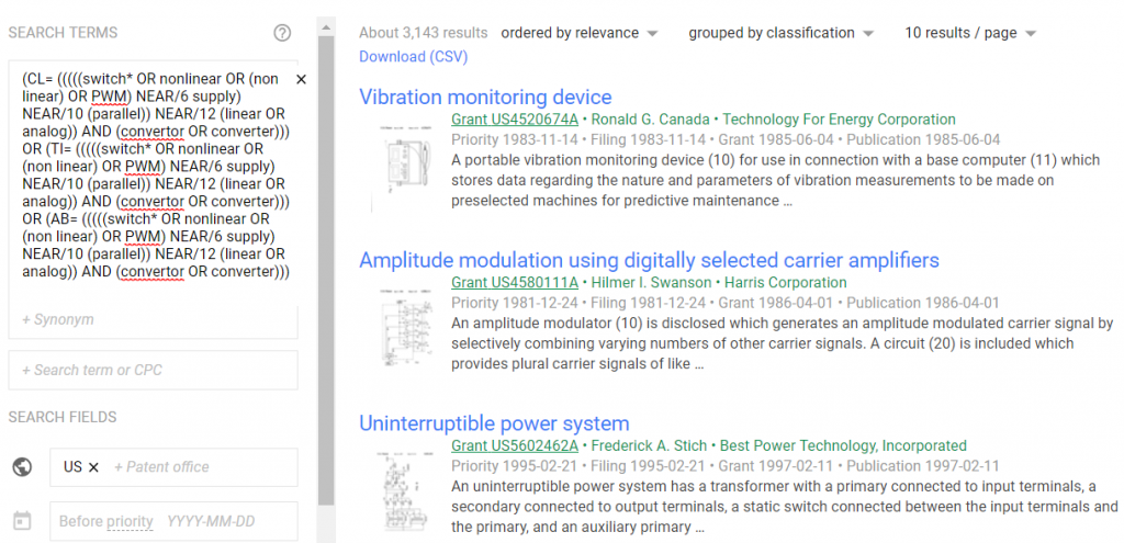 The Definitive Guide To Google Patents Search Greyb
