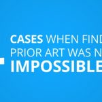 Prior art search – Four strategies that helped us find reference when finding it was next to impossible