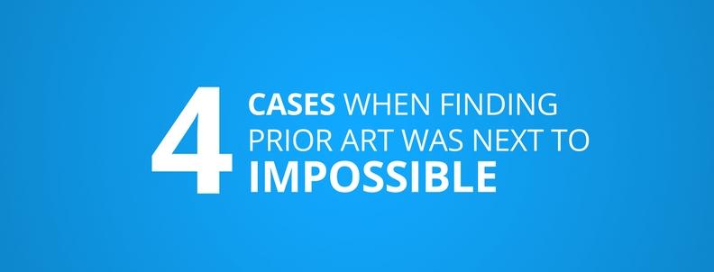 prior art search services