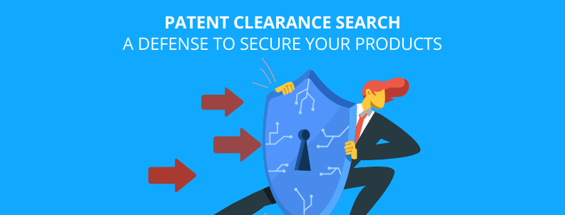 patent clearance search