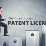 A 4-step Process to License your patent portfolio