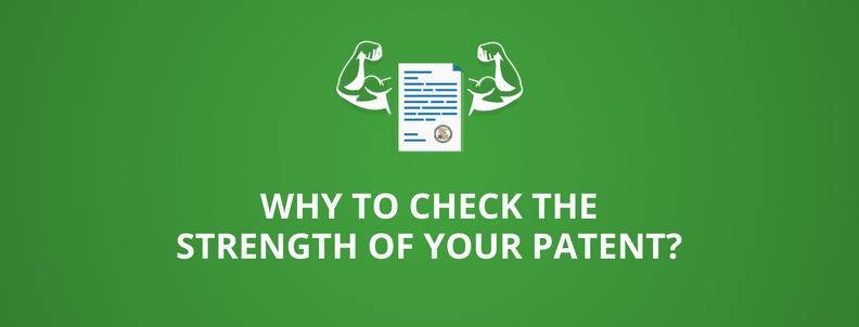 Patent strength