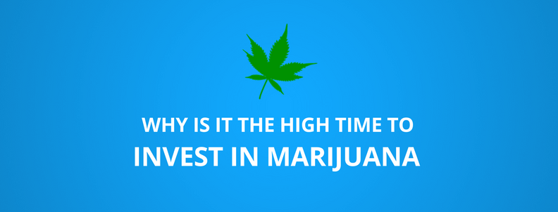 Marijuana Investment Opportunities