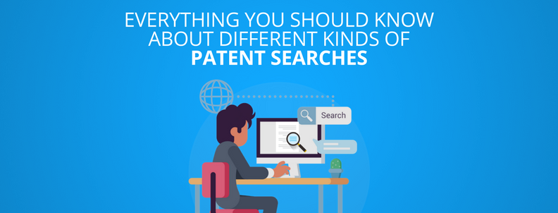 types of patent searches