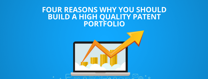 Strong patent portfolio