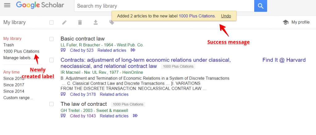 Google Scholar Guide How To Use Google Scholar For Legal