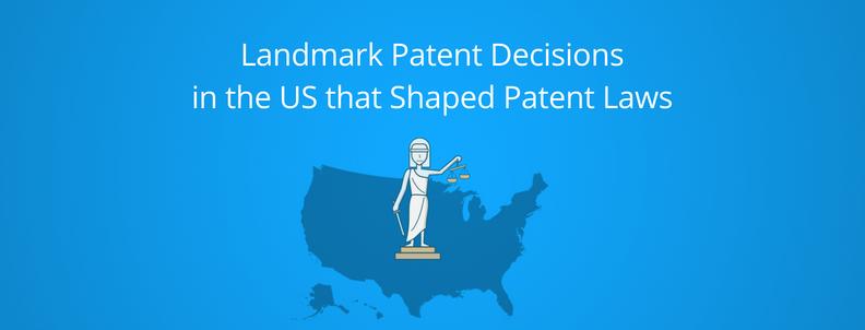 Famous Patent Infringement Cases