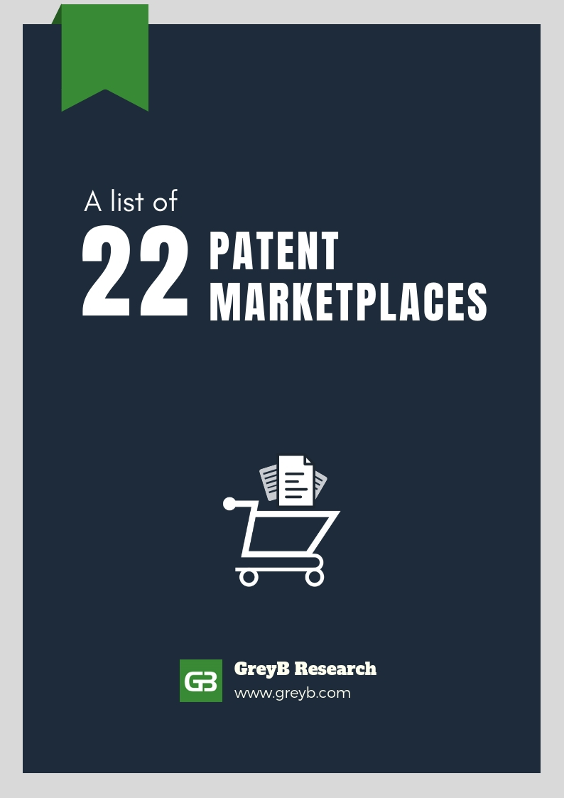 List 22 Marketplaces Where You Can Buy And Sell Patents Greyb