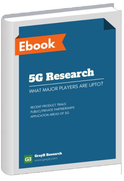 5G Market Research: What are the top companies upto? - GreyB