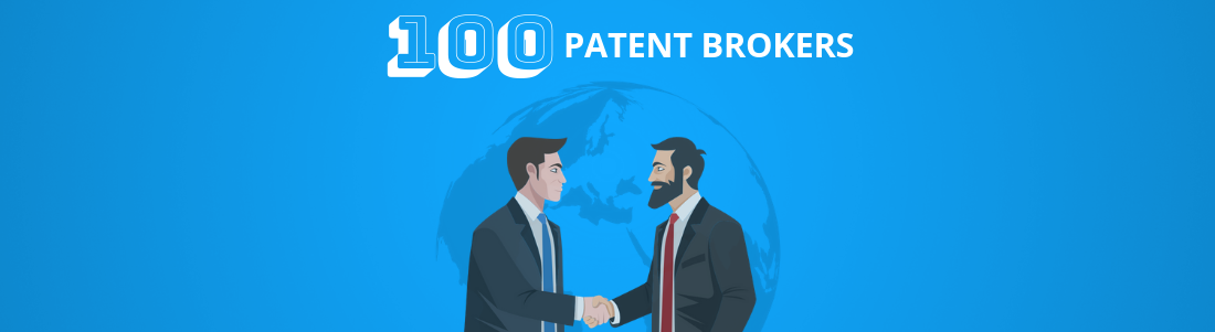 list of patent brokers