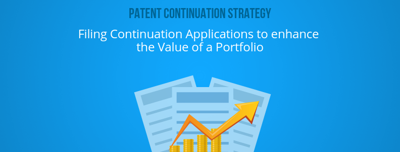 patent continuation strategy