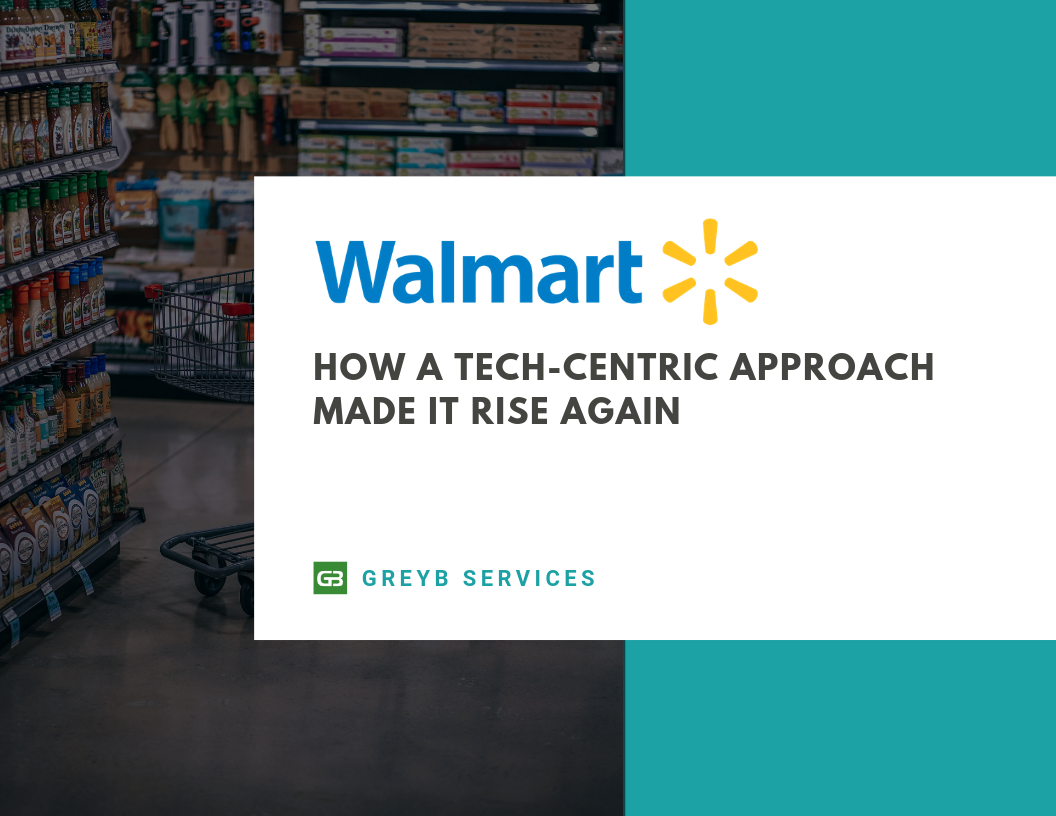 Walmart Strategy: Using Technologies to Improve every Area