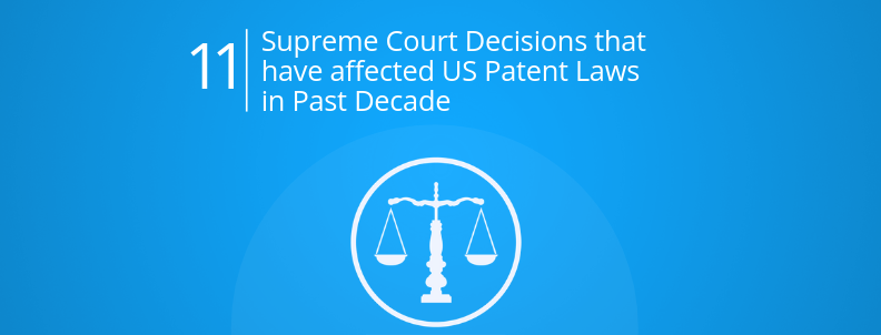 Supreme court patent cases