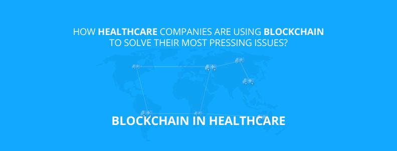 healthcare blockchain companies