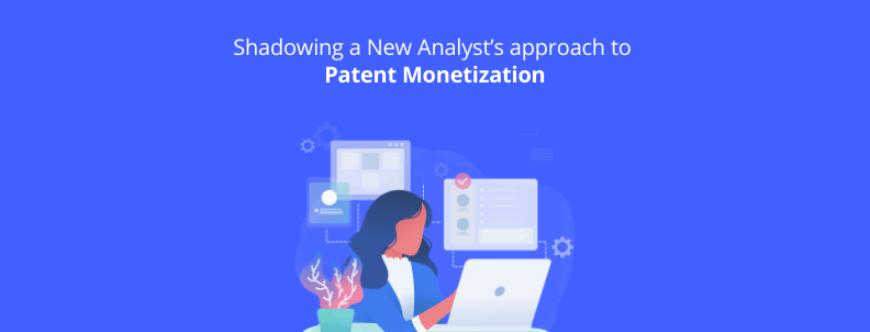 patent monetization approach