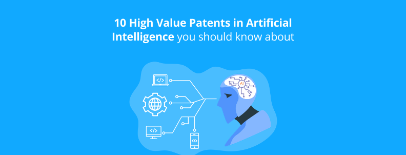 10 high value ai patents