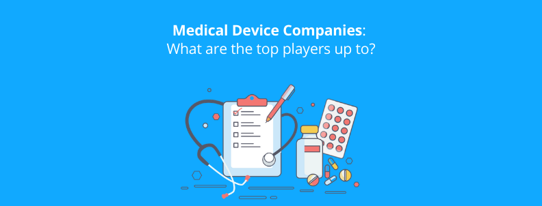 top medical device companies 2020