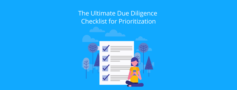 patent acquisition due diligence checklist
