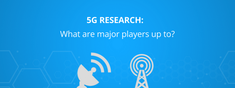 5g technology research companies