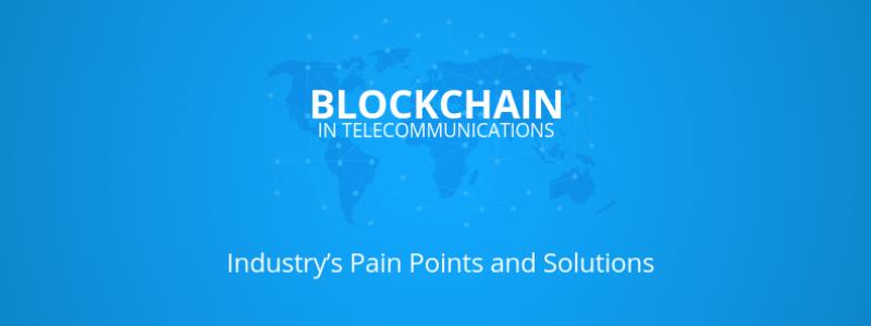 blockchain use cases in telecom
