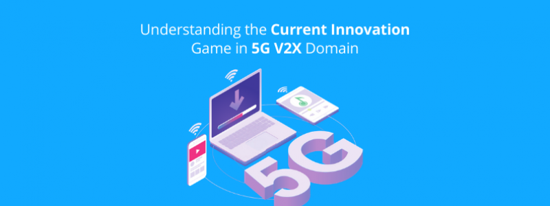 5G V2X Communication research